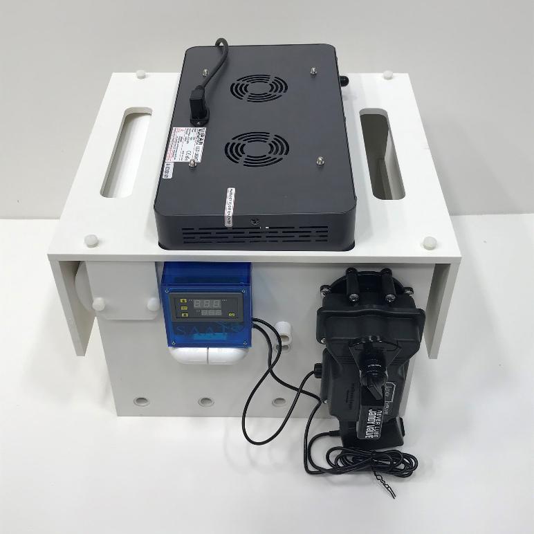 Professional SeaVisions Automatic Algae Turf Scrubber